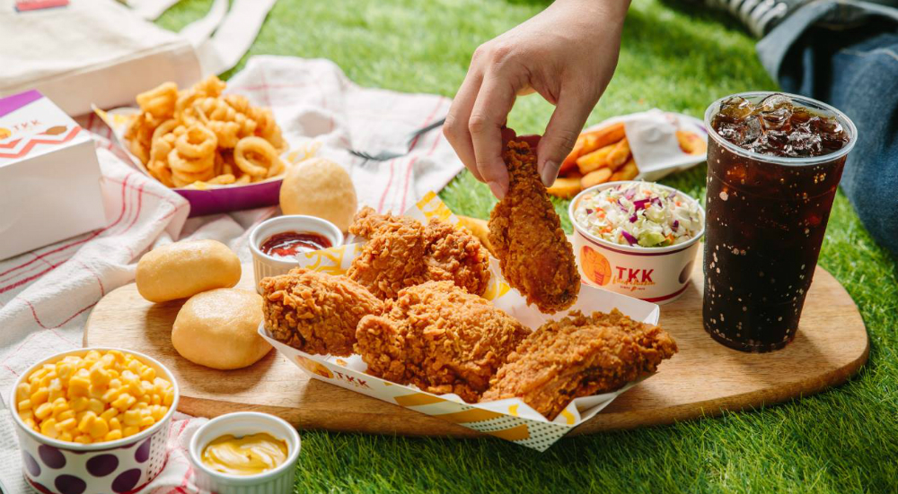 Popular Taiwanese Chain TKK Fried Chicken To Open First NYC Location This Week
