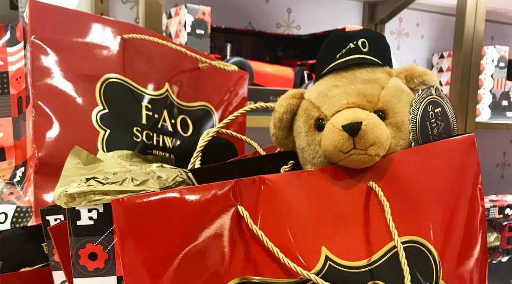 FAO Schwarz Opens Today In Midtown, Just In Time For The Holidays!