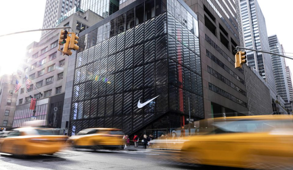 Nike Has Opened An Enormous Flagship Store On 5th Avenue