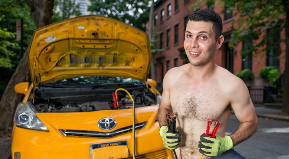 NYC's 2019 Taxi Driver Calendar Is Here And It's As Saucy As Ever