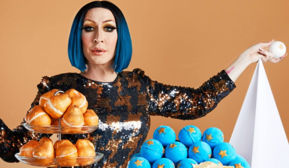RuPaul's Queens Are Coming To Union Square For A Christmas Colab With Lush