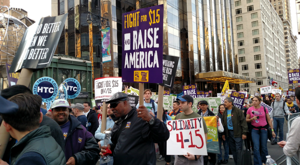 New York's Minimum Wage Increase Goes Into Effect Today