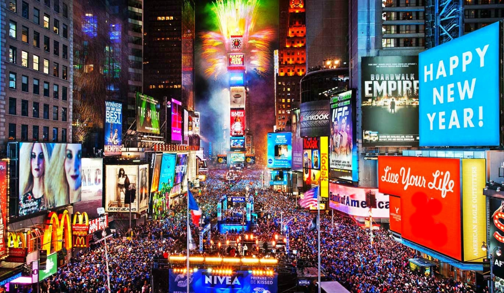 Dick Clark's New Year's Rockin' Eve 2021 Timessquare