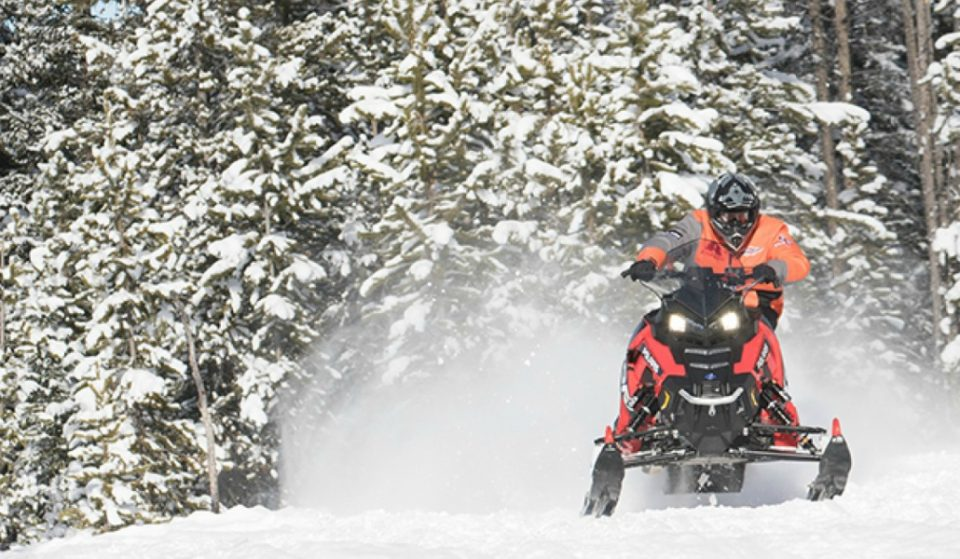 Governor Cuomo Just Allocated $4.2 Million For… NYS Snowmobile Trails?