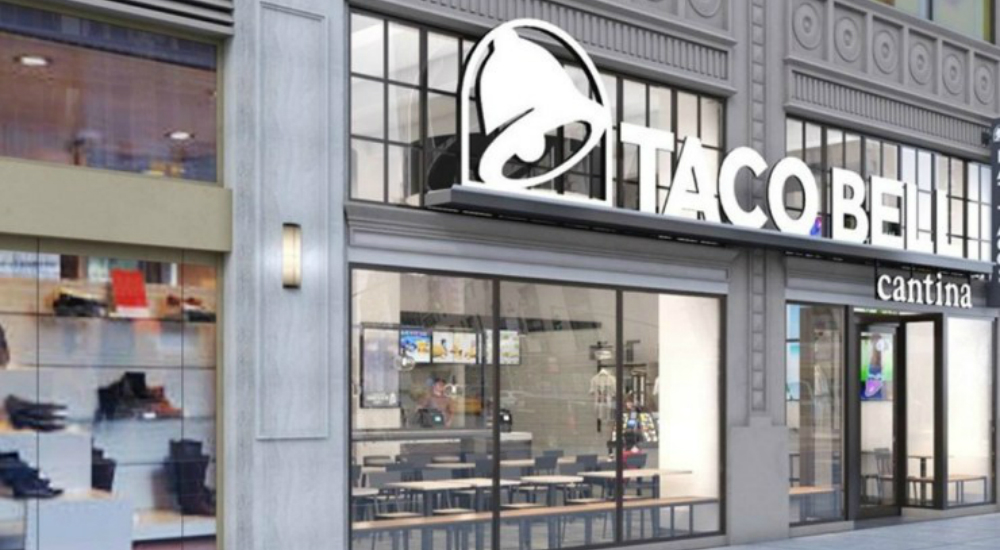 Taco Bell Will Open A Third Cantina In Manhattan This Month