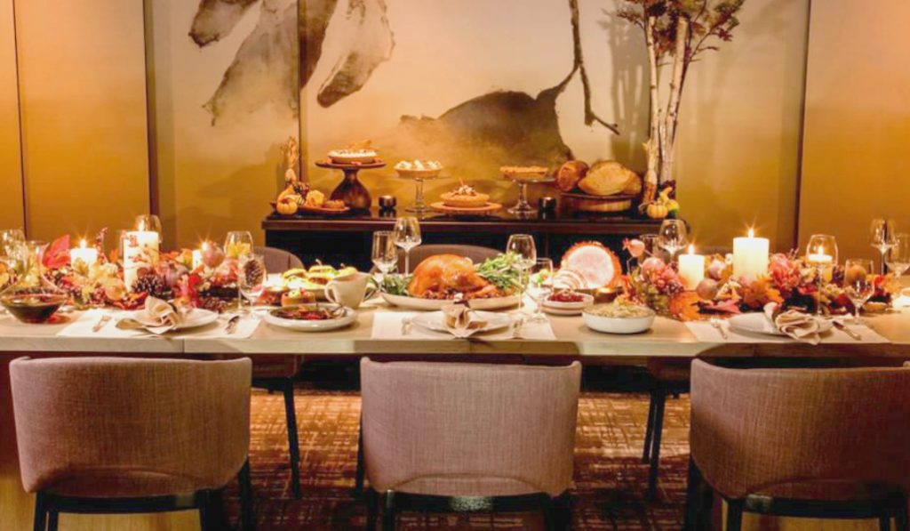 Indulge In Meals From Around The World This Christmas With These 5 Holiday Dinners