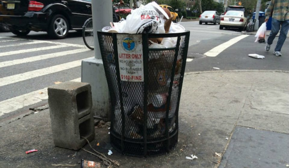NYC Is Redesigning Its Trash Cans And You Can Have A Say In The Final Selection