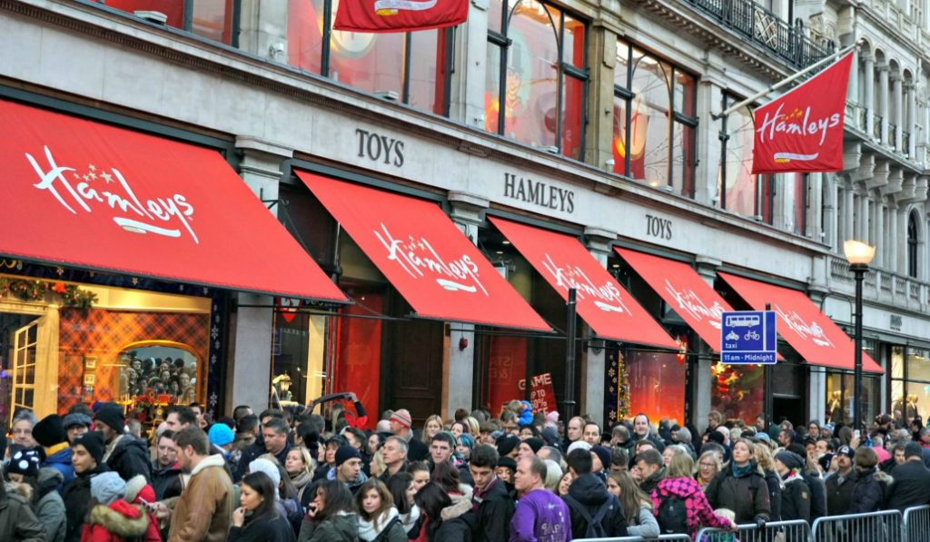Hamleys, The World's Largest Toy Retailer, Could Soon Be Opening In NYC