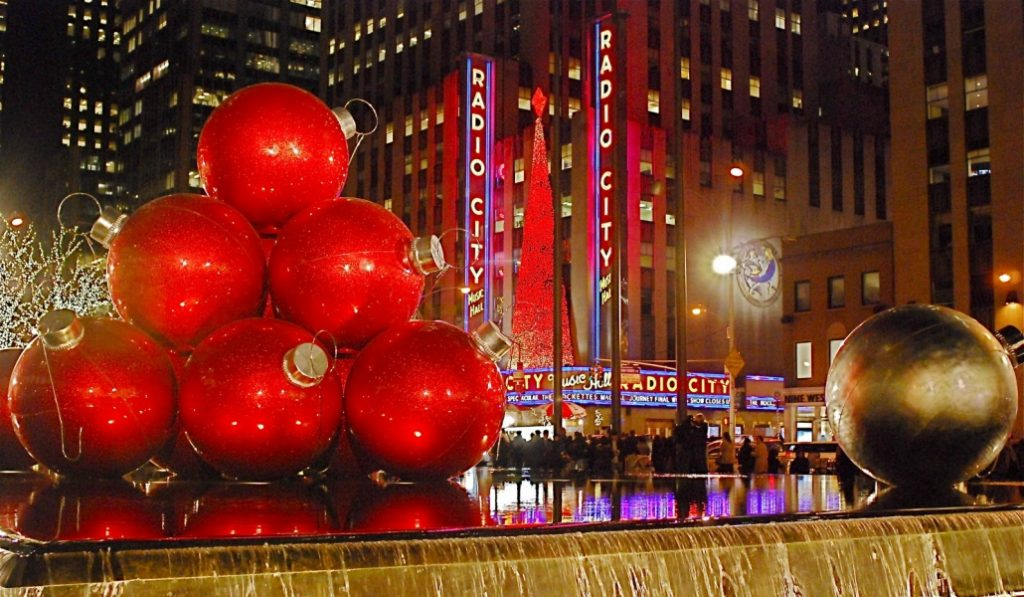 10 Awesome Things To Do This Christmas In NYC