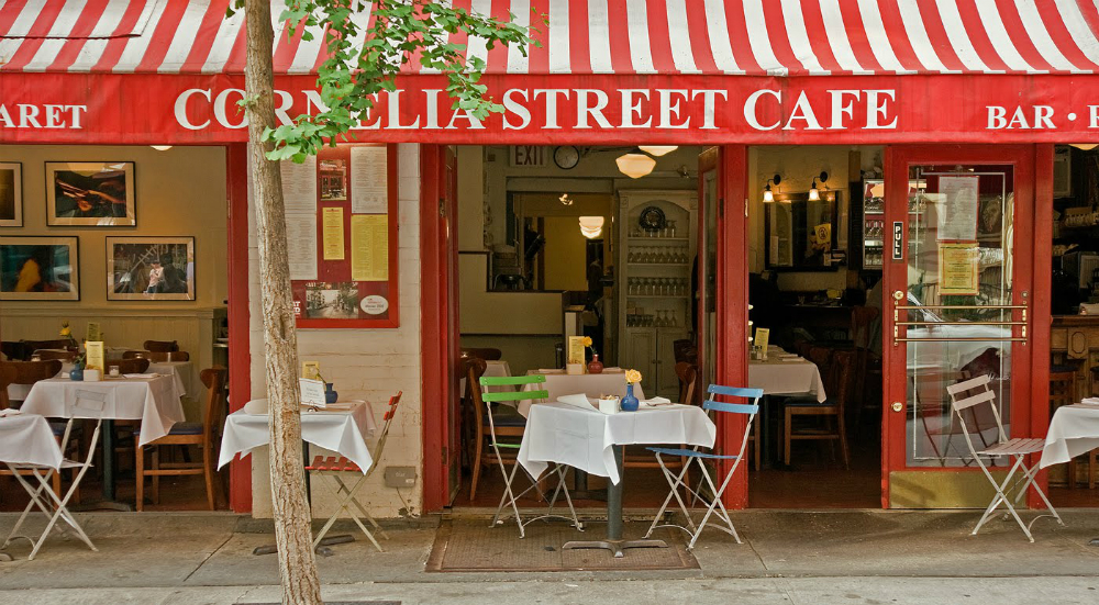Iconic Cornelia Street Cafe Will Close In January, After Nearly 41 Years