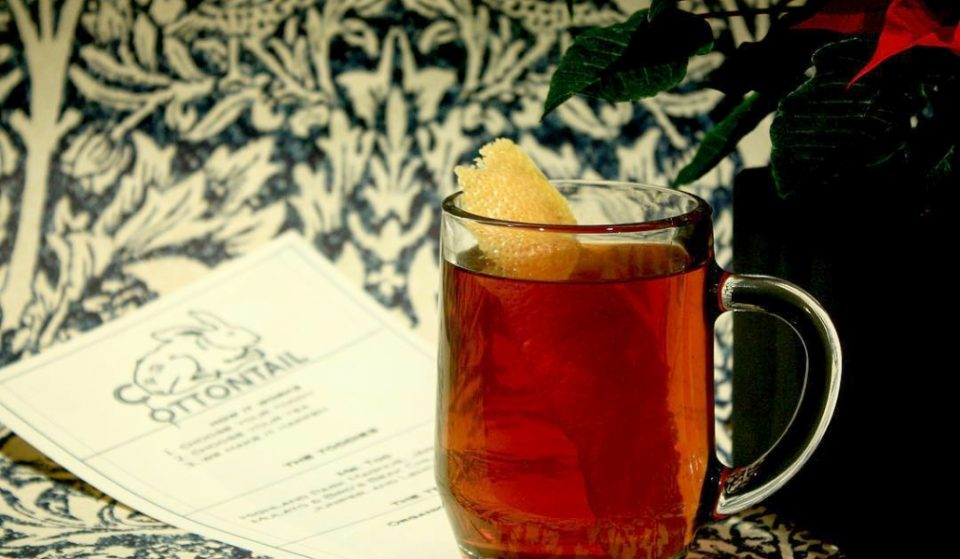 An Exclusive Hot Toddy Cocktail Pop-Up Is Opening Tonight