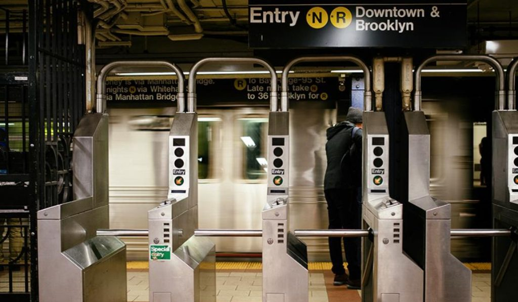 The MTA Will Be Taking On Fare Evasion With Actual BODY BLOCKADES