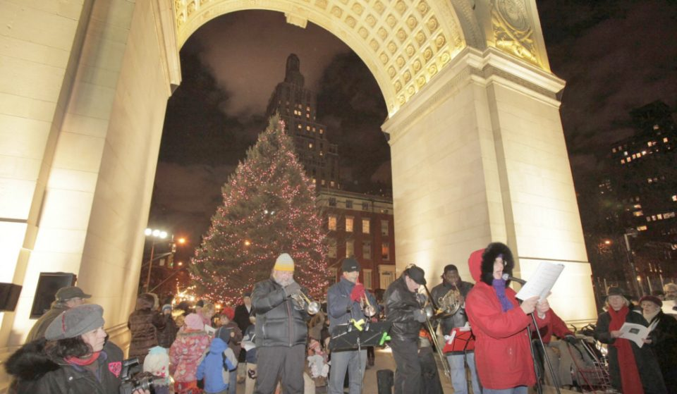 The Best Christmas Caroling Events In New York City In 2018