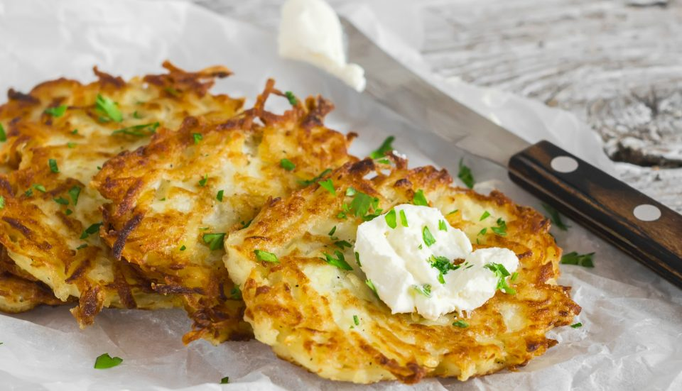 Feast On Unlimited Potato Pancakes At NYC's Latke Festival