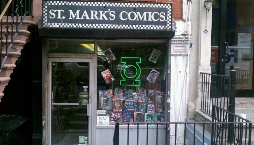 Beloved St. Mark's Comics Will Close Next Month, After 36 Years