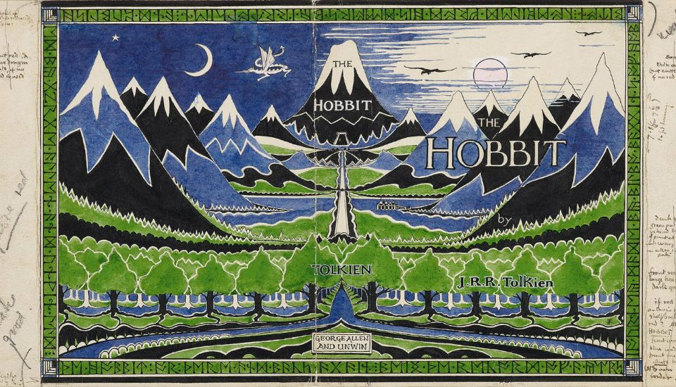 The Country's Largest J.R.R. Tolkien Exhibit Is Open At New York's Morgan Library & Museum