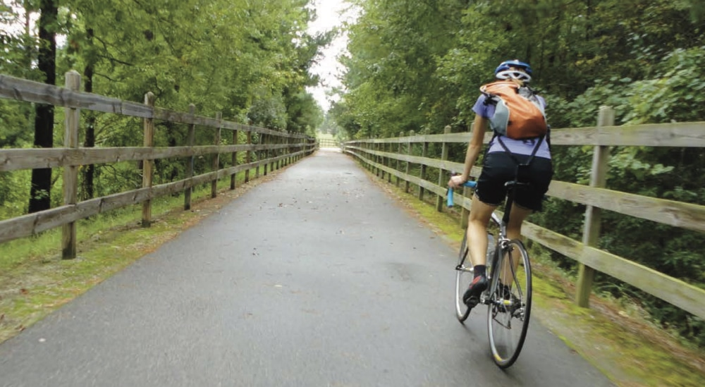 Empire State Trail Extension Will Make It Possible To Bike From Manhattan To Montauk