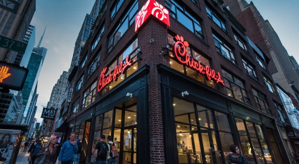 Massive New Chick-fil-A Is Looking To Open In Union Square