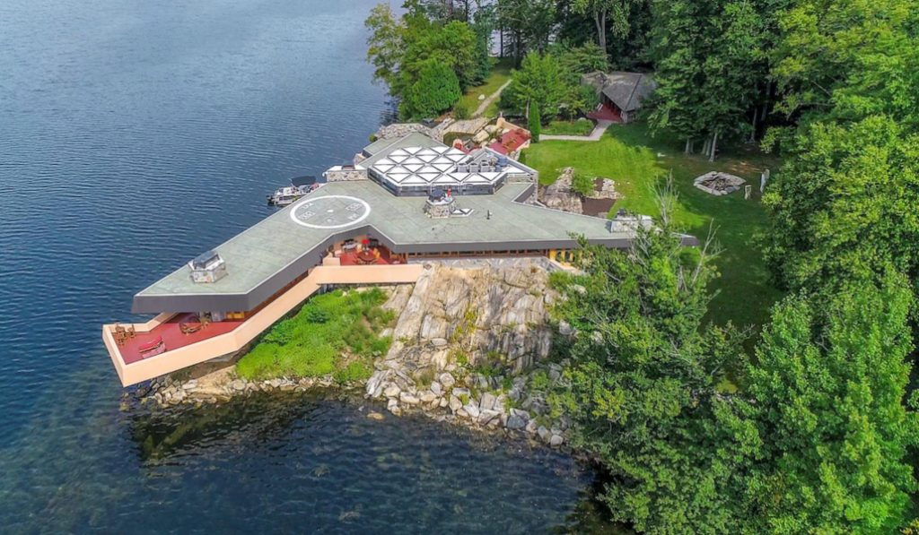 A Private Island In New York Is On Sale Now For A Sweet $13 Million