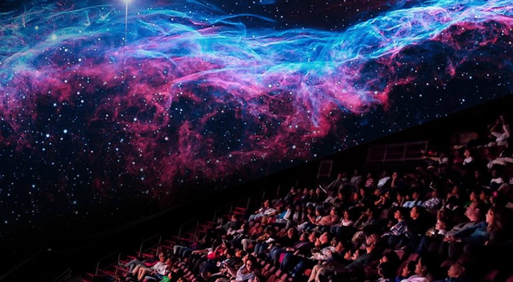 Jersey City Is Home To The Largest Planetarium In The Western Hemisphere