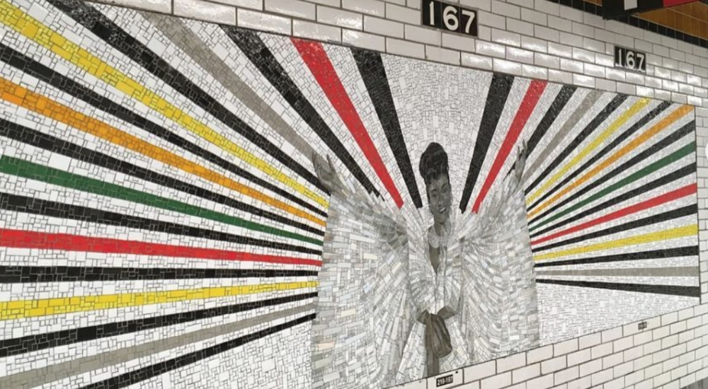 Historic Bronx Icons Honored With Inspirational Murals At 167th Street Station
