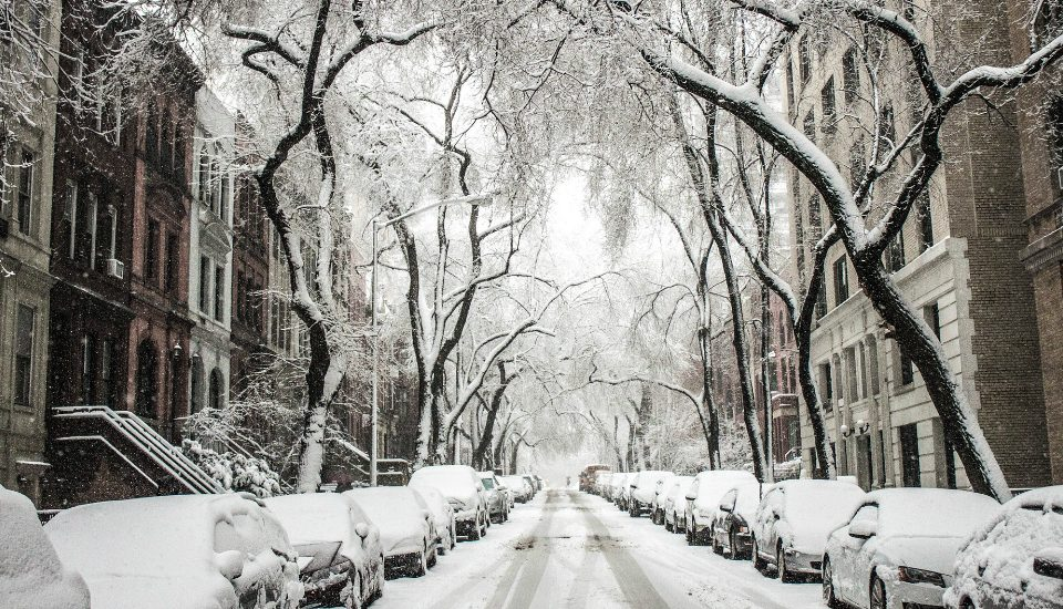 Bundle Up: Another (Mini) Snow Storm Is Expected To Hit NYC Tomorrow