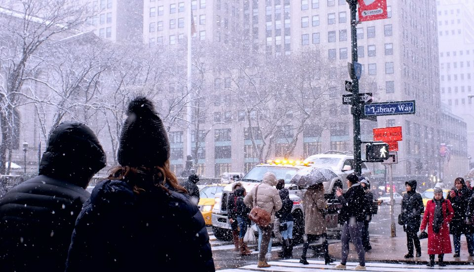 Get Ready For A Bitter Cold Weekend And Some Snow In NYC
