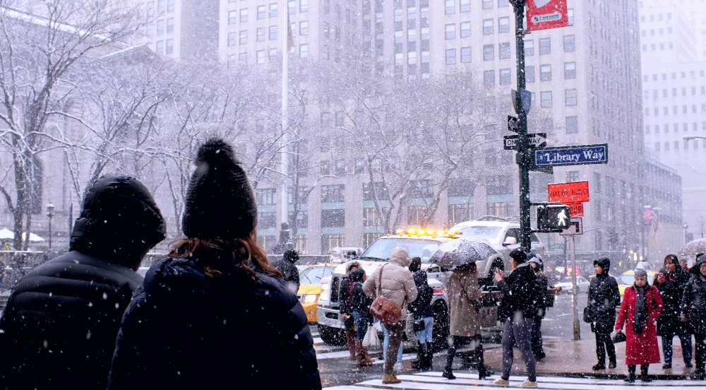 Get Ready For A Bitter Cold Weekend As Arctic Blast Hits NYC