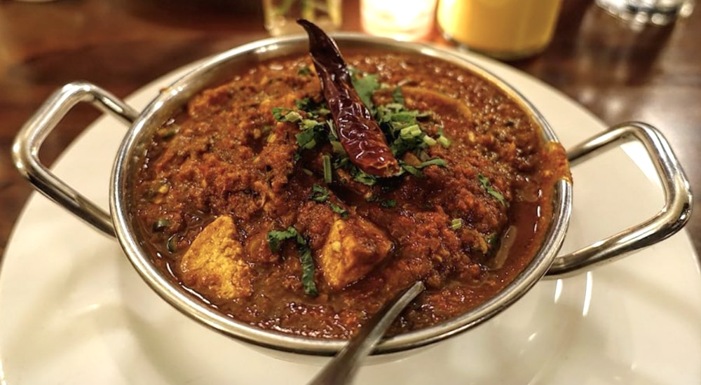Spiciest Curry In The World Is Served As A Challenge In NYC's East Village