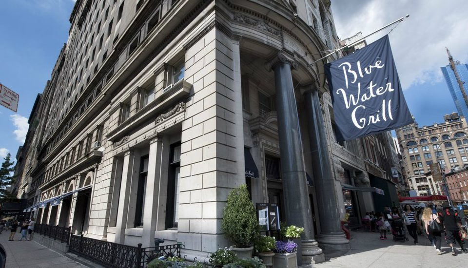 Union Square's Iconic Blue Water Grill Has Officially Closed