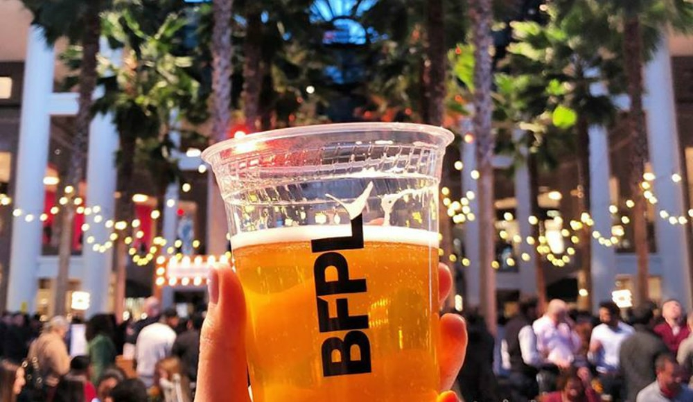 A Winter Biergarten Is Coming To Brookfield Place Tomorrow
