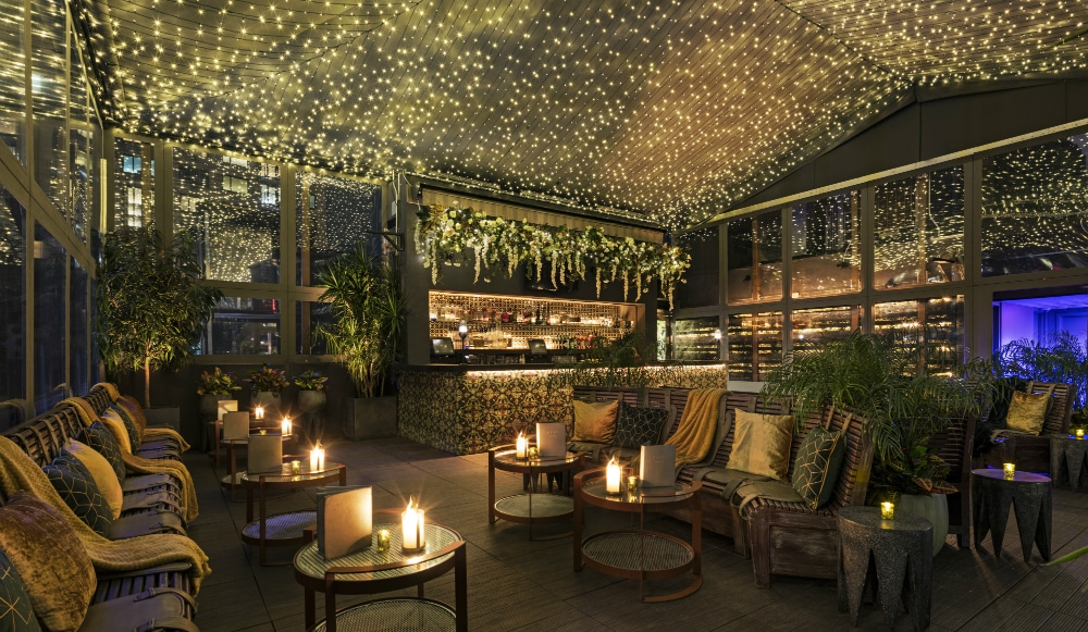 Fire Pits, Igloos And Blankets: The 10 Best Winter Rooftops In NYC