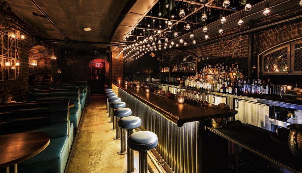 This NYC Coffee Shop Doubles As A Tesla-Inspired Speakeasy By Night