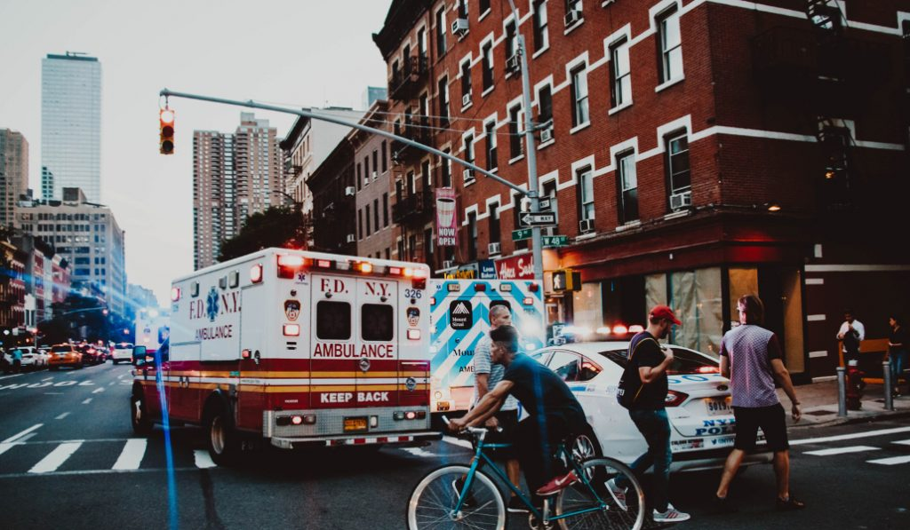 The Sound Of NYC's Ambulance Sirens May Soon Change