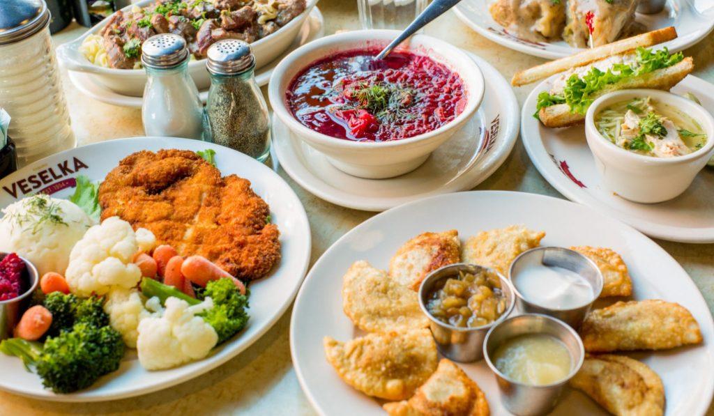 Veselka: Ukrainian Soul Food In The Heart Of The East Village