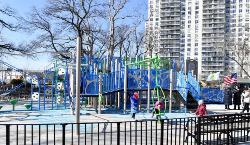 Coney Island Playground Is Now Officially Open
