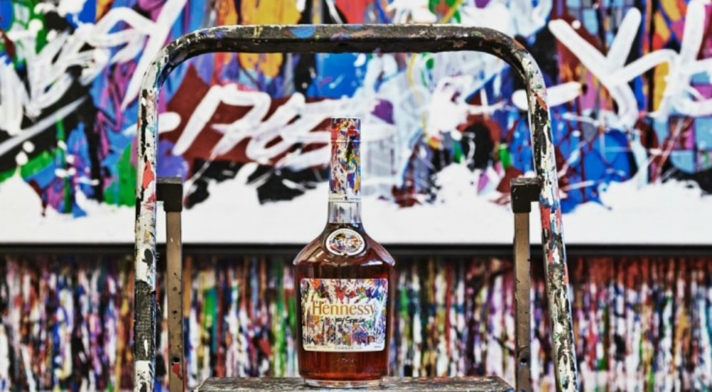 Step Up Your V-Day Plans With A Special Edition Of 'Henny & Paint'