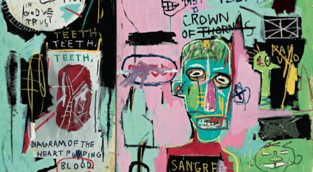 A Free Basquiat Exhibit Opens Today In NYC