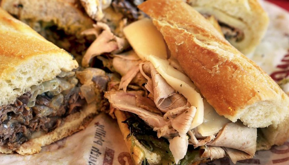 Popular Philly Cheesesteak Chain, Tony Luke's, Is Taking Over NYC With 7 Restaurants