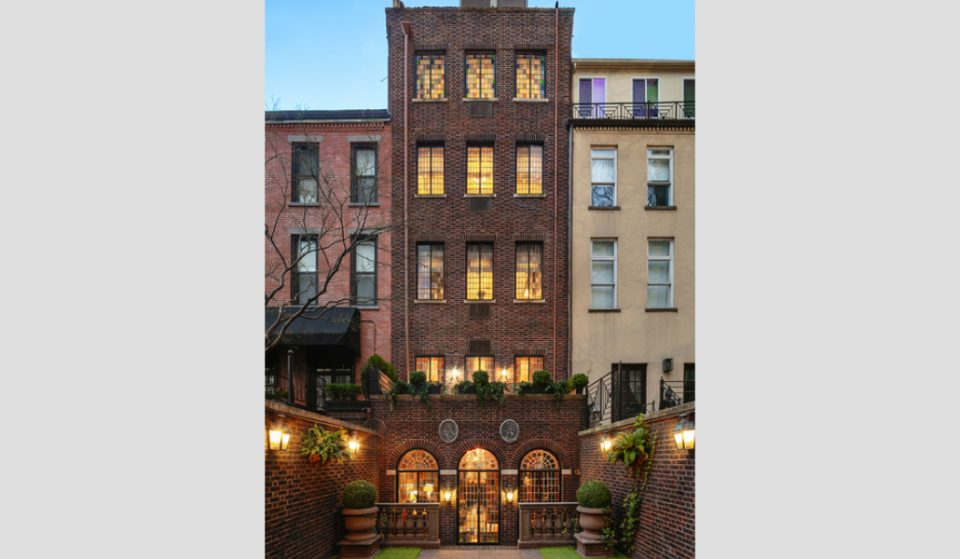 NYC Townhouse Once Belonging To Eleanor Roosevelt Has Just Gone On The Market