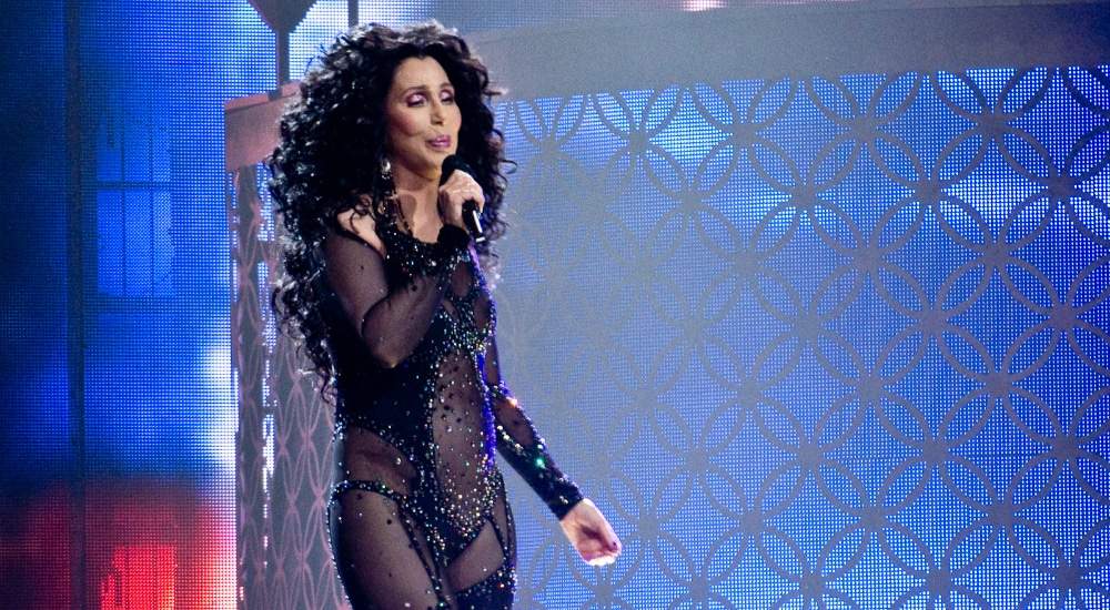 New Exhibit Will Display Cher's Iconic Outfits At The Metropolitan Museum of Art