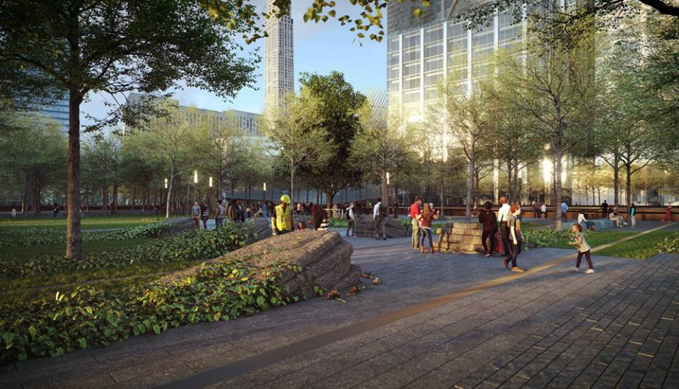 World Trade Center Will Get A Touching New Memorial This Spring