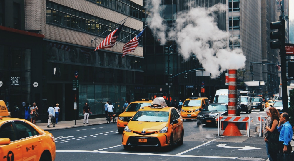 Unusually Warm Temperatures Are Causing Air Quality Concerns For NYC