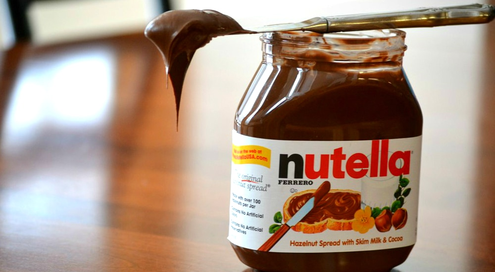 500 Free Jars Of Nutella Will Be Given Out Tomorrow At NYC Outpost