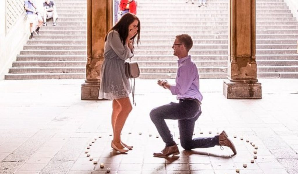10 Of The Most Magical Places To Propose In New York City
