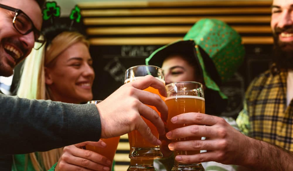 10 Ways To Celebrate St. Patrick's Day In NYC This Year