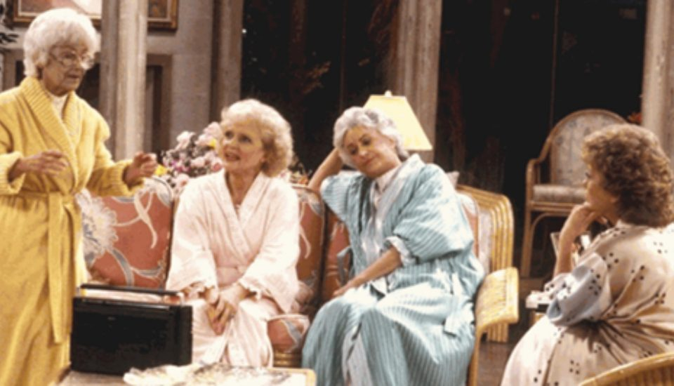 """A Hilarious """"Golden Girls"""" Parody Brings Miami Vibes To Off-Broadway"""