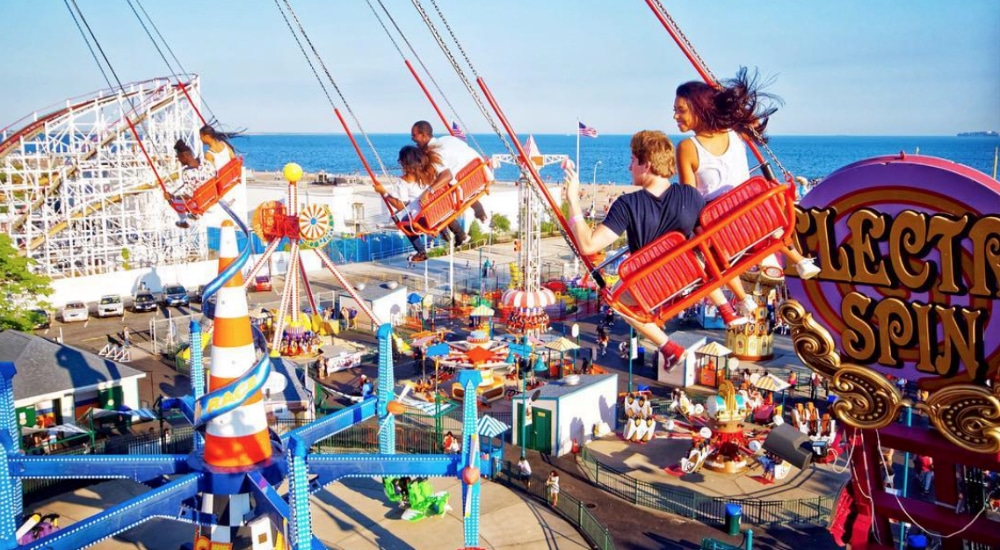 NY Amusement Parks (Including Coney Island) Can Officially Reopen In April