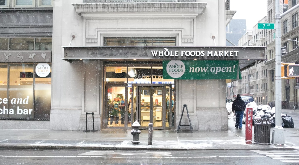Whole Foods Just Opened Their First Bodega Convenience Store In Chelsea