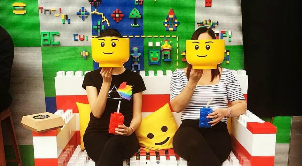 A Bar Made Completely Out Of Lego Blocks Is Coming To NYC This Month